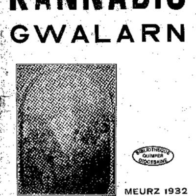Kannadig Gwalarn